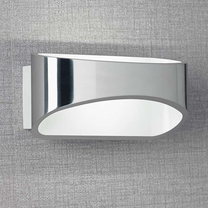 Johnson chrome led wall light endon johnson ch aloadofball Gallery